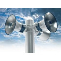 Speakers, Beacons, Hoods
