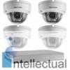 IP CCTV Package 1 ( 4 x Camera, 1 x NVR )