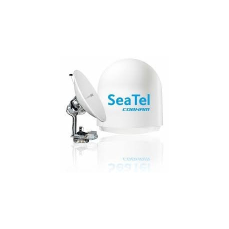 SEA TEL 100 TV, Maritime Satellite TV System
