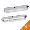 Rstahl Linear Luminaire for Fluorescent Lamps Series EXLUX 6001
